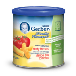 Nestlé Gerber Lil' Crunchies