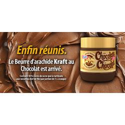 Kraft Peanut Butter with Chocolate
