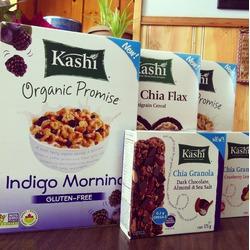 Kashi Chia Flax Cereal