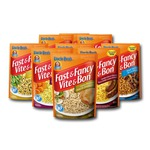 Uncle Bens Fast & Fancy Rice Dishes