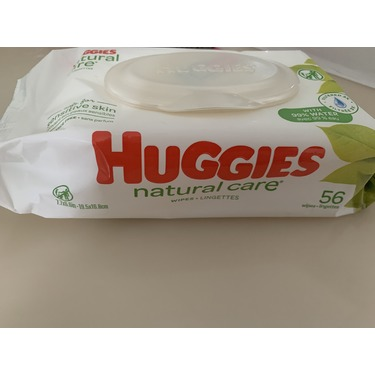 Huggies Natural Care Baby Wipes