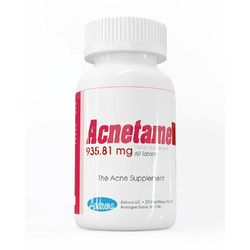 Acnetame Natural Hormonal Acne Supplement