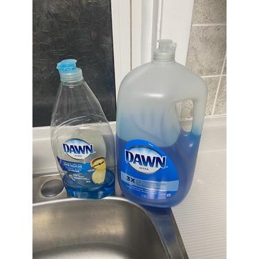 Dawn Ultra Dishwashing Liquid, Original