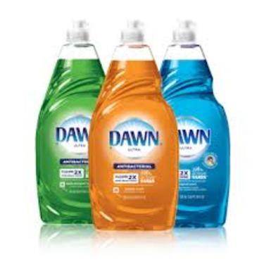 Dawn Ultra Dish Soap