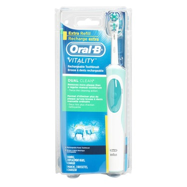Oral B Vitality Rechargeable Electric Toothbrush