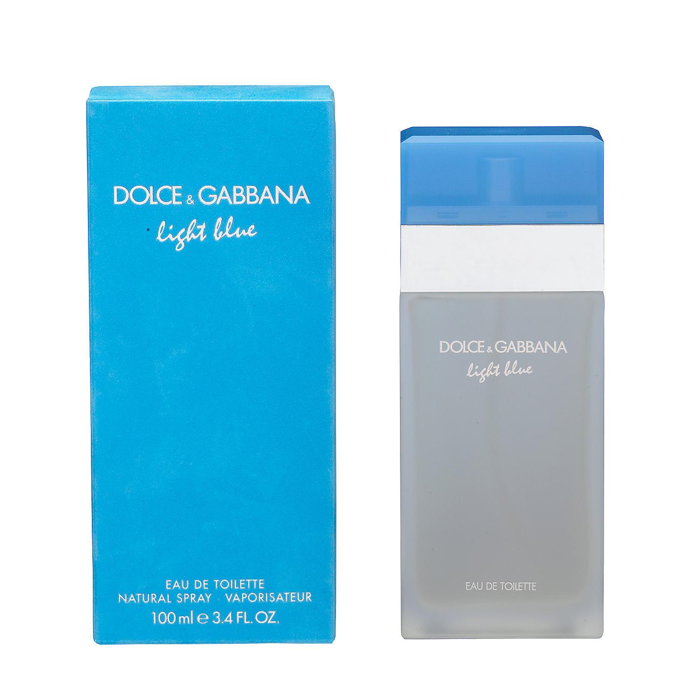 Dolce Amp Gabbana Light Blue Eau De Toilette Reviews In
