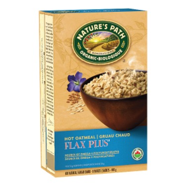 Nature's Path Flax Plus Hot Oatmeal