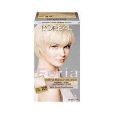 L'Oreal Feria Extra Bleach Blonde