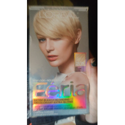 L'Oreal Feria Extra Bleach Blonding