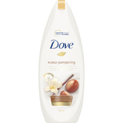 Dove Purely Pampering Shea Butter with Warm Vanilla Body Wash