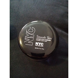 New York Color Smooth Skin Loose Face Powder