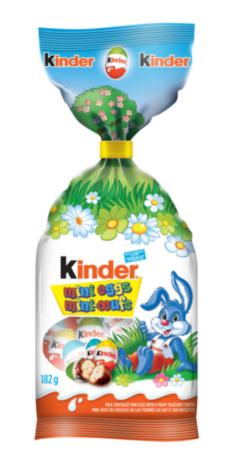 Home food drink chocolate kinder mini eggs