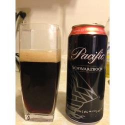 Pacific Schwarzbock Beer