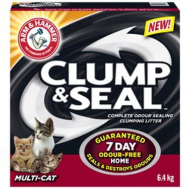 Arm & Hammer Clump & Seal Complete Odour Sealing Clumping Litter