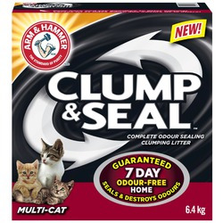 Arm & Hammer Clump & Seal Complete Odour Sealing Clumping Litter