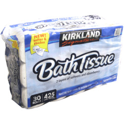 Kirkland Bathroom Tissue