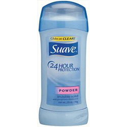Suave Baby Powder Deodorant