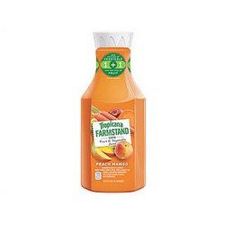 Tropicana Farmstand 100% Fruit & Vegetable Juice - Peach Mango