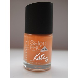 Rimmel London Salon Pro Nail Polish Kate Moss Reggae Splash 705