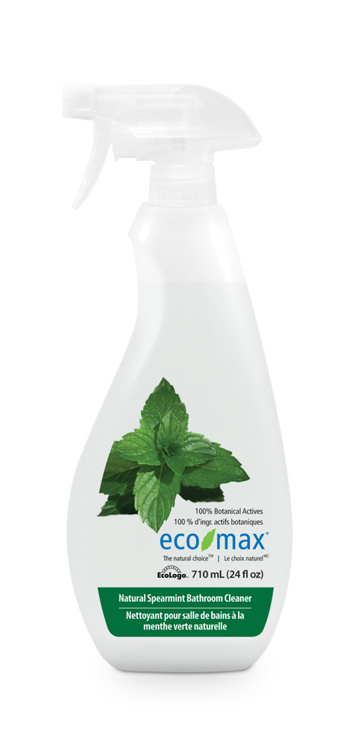 Eco max natural spearmint bathroom cleaner reviews in household cleaning products chickadvisor for Natural cleaning products for bathroom
