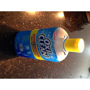OxiClean Dishwashing 2 in 1 Booster Rinse Agent