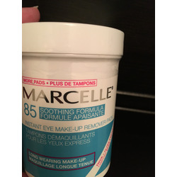 Marcelle Eye Make-up Remover Pads