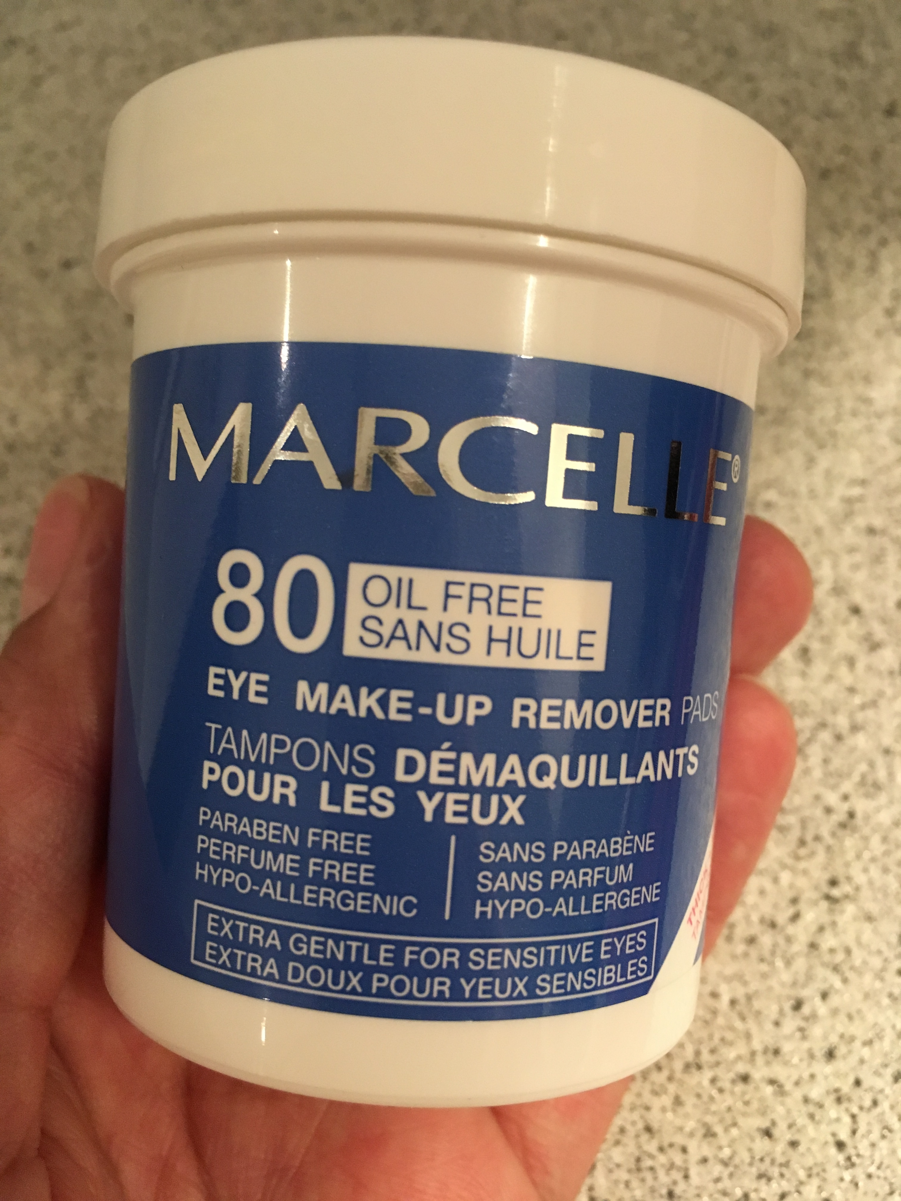 Marcelle Eye Make-up Remover Pads Reviews In Makeup Removers - ChickAdvisor