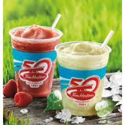 Tim Horton's Frozen Green Tea