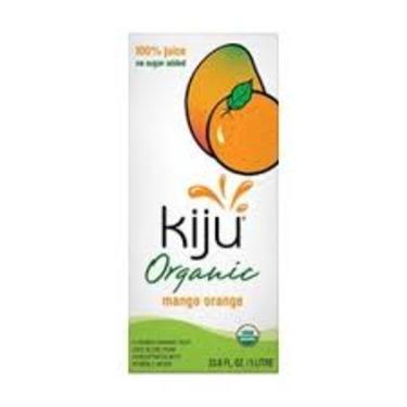 Kiju Organic Mango Orange 100% Juice