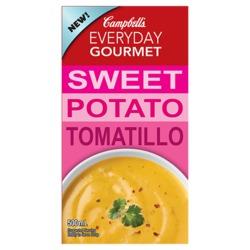 Campbell's Sweet Potato Tomatillo