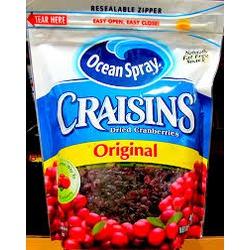 Ocean Spray Craisins Original Dried Cranberries