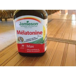 Jamieson Melatonin 10mg Timed Release Dual Action