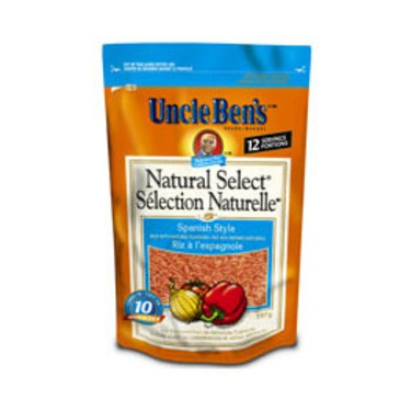 Uncle Ben's Natural Select Rice - Spanish