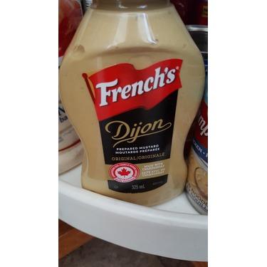 French`s Original Dijon with Chardonnay