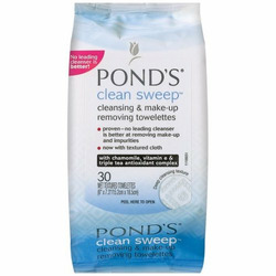 Pond's Cleansing and Makeup Removing Towelettes