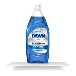 Dawn Platinum Power Clean Dish Soap
