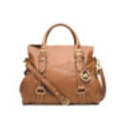 MICHAEL Michael Kors Large Lea Top-Zip Satchel