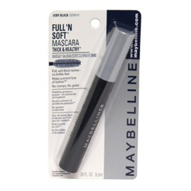 219016bf202 Maybelline Full N' Soft Waterproof Mascara reviews in Mascara - ChickAdvisor