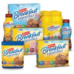 Carnation Breakfast Essentials