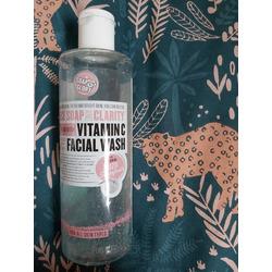 Soap & Glory Face Soap And Clarity Vitamin C Facial Wash