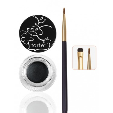 tarte Amazonian Clay Waterproof Liner (with Double-ended Brush)