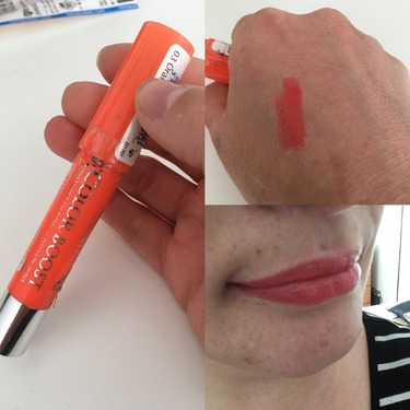 Bourjois Paris Color Boost Lip Crayon