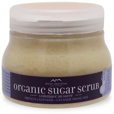Rocky Mountain Soap Organic Sugar Scrub
