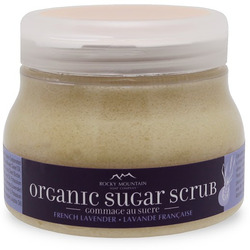 Rocky Mountain Soap Organic Sugar Scrub