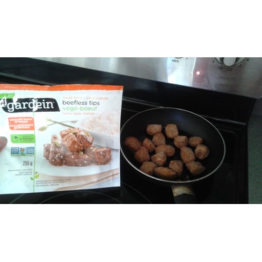 Gardein Beefless Tips Reviews In Grocery Chickadvisor