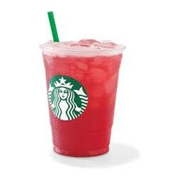 Starbucks Iced Passion Tea
