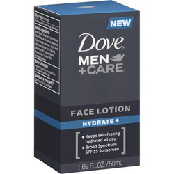 Dove Men Care Face Lotion Hydrate