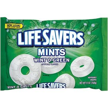 lifesavers Wint-O-Green