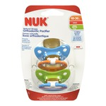 Nuk Fashion Latex BPA Free Pacifier