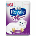 Royale Velour Toilet Paper